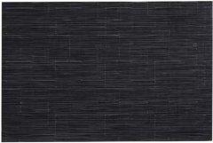 Сервировочный коврик Zeller Тренд 45х30 см Темно-серый (26756)