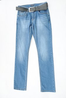 Джинси чоловічі D&G Jeans Класична модель W31 L34 Синій Арт12713