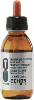 Укрепляющий лосьон Echosline Т3 Energy Treatment от выпадения волос 125 мл (8033210291649)