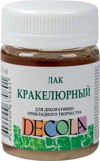 Лак Невская палитра Decola кракелюрный 50 мл (4640000670801)