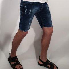 """Шорти чоловічі джинсові """"Da mario"""" 0018 31 сині ."""