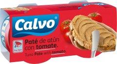 Паштет Calvo из тунца с томатами 75 г х 2 шт (8410090661319)