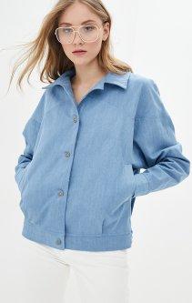Джинсова куртка Lilove 047 S (42-44) Синя (ROZ6400001786)