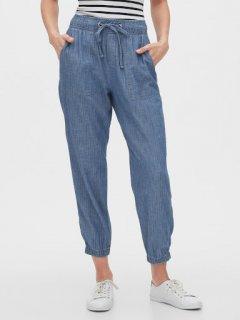 Жіночі штани-джоггеры GAP арт. WCL_0062 (бузковий, розмір XS)