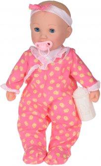 Пупс Baby's First Sleepy Time Baby Засыпайка 42 см (21630)