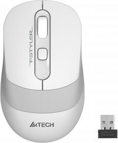 Мышь A4Tech FG10S Wireless White (4711421949880)