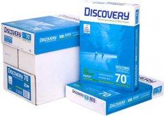 Набор бумаги офисной Discovery A4 70 г/м2 класс В+ 2500 листов Белой (5602024328426)