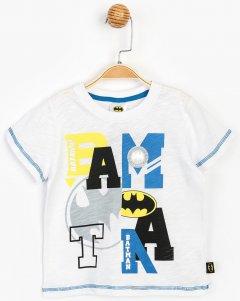 Футболка DC Comics Бэтмен BM15577 98 см Белая (8691109785862)
