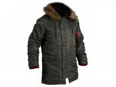 Куртка Аляска Slim Fit N-3B Olive (S)