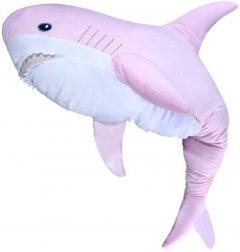 Мягкая игрушка Fancy Акула Розовая 100 см (4812501169508)