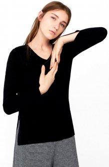 Пуловер Mango 73068814 M Черный (AB5000000146529)