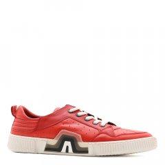 Кеди чоловічі Prego 21397 колір червоний розмір 41 (T. BR МТКВ/20/72702/11)