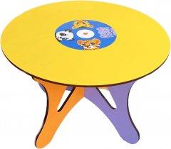Деревянный детский стол Tatev 47х70х70 см (0408)