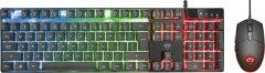 Комплект проводной Trust GXT 838 Azor Gaming Combo USB (TR23722)