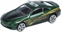 Коллекционная моделька Same Toy Model Car Полицейская машинка зеленая 1:64 (SQ80992-But-5)