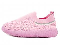 Кроссовки Alemy Kids 27 (17,5 см) Розовый (MB2882 pink 27 (17,5 см))