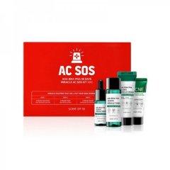 Сыворотка для лица Набор Some By Mi Aha Bha Pha 30 Days Miracle Ac Sos Kit (ЕТ000076)