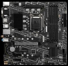 Материнская плата MSI B460M Pro-VDH WiFi (s1200, Intel B460, PCI-Ex16)