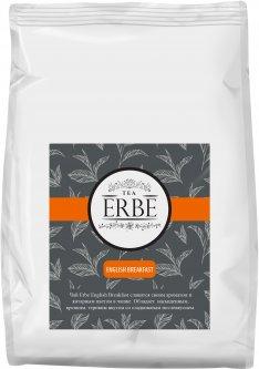 Черный чай листовой Erbe English Breakfast 250 г (4823047909183)