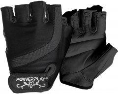 Перчатки для фитнеса PowerPlay 2311 женские XS Black (PP_2311_XS_Black)