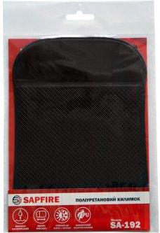 Коврик противоскользящий Sapfire на панель автомобиля 127 х 178 х 2.5 мм (4823101401073)