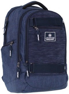 Рюкзак Safari Uni-Peak 45 х 32 х 16 см 23 л Синий (20-142L-1) (8591662201420)