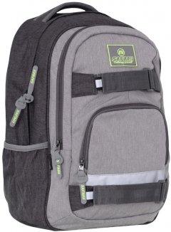 Рюкзак Safari Uni-Peak 45 х 32 х 16 см 23 л Серый (20-143L-1) (8591662201437)
