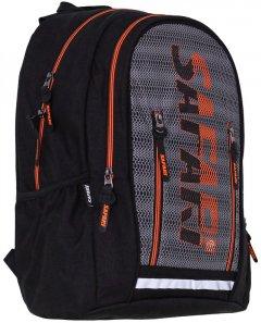 Рюкзак Safari Uni-Peak 45 х 32 х 17 см 24 л Черный (20-141L-2) (8591662201413)