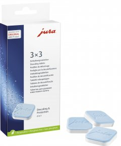 Таблетки для декальцинации Jura Decalc Tablets 3 шт