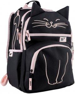Рюкзак школьный YES S-39 Meow (558338) (5056137179695)