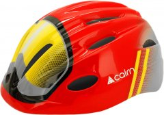 Велосипедный шлем Cairn Earthy Jr S (52/56 см) Red (0300139-06-52)