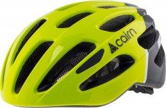 Велосипедный шлем Cairn Prism M (55/58 см) Black-Neon (0300050-30-55)