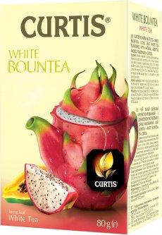 Чай белый со вкусом питахайи Curtis White Bountea 80 г (4823063708111)