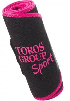 Пояс неопреновий Торос-Груп для похудения Тип 250 размер 5 Розовый (4820114089663)
