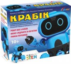 Конструктор BitKit Крабик умный робот 82 элемента (16771) (4820207390157)