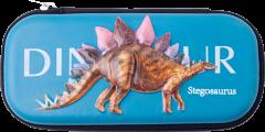 Пенал ZiBi Стегозавр 1 отделение (ZB.703224)