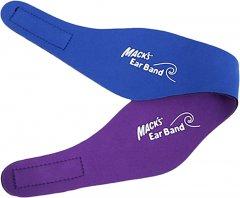 Повязка на голову для плавания Mack's Ear Band Swimming Headband (SA/629/PL-BL-00)
