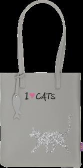 Сумка на плечо ZiBi Cat Lover 29 x 35 x 3 см (ZB.702403)
