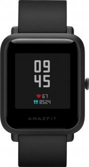 Смарт-часы Amazfit Bip S Carbon Black (601688)