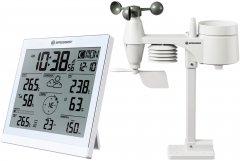 Метеостанция Bresser Weather Center JC XXL 5-in-1 White