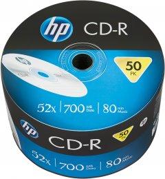 HP CD-R 700 MB 52x 50 шт (69300)