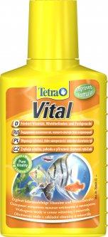 Витаминизированный кондиционер Tetra Aqua Vital 100 мл на 200 л (4004218139237)