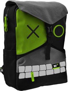 Рюкзак молодежный YES DY-17 Bodeful мужской 0.65 кг 29x43x12 см 16.2 л Defiant (558420)