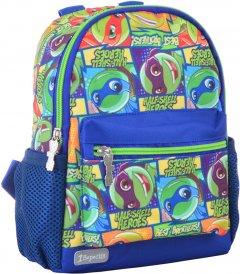 Рюкзак дитячий 1 Вересня K-16 Turtles 22.5x18.5x9.5 (554766)