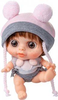 Кукла пупс Berjuan Baby Rosa с запахом ванили 14 см (BJN-24104)