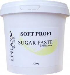 Сахарная паста для шугаринга Epilax Silk Touch Soft Profi 3000 г (ROZ6400050071/4820251920188)