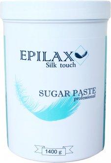 Сахарная паста для шугаринга Epilax Silk Touch Soft 1400 г (ROZ6400050074/4820251920126)