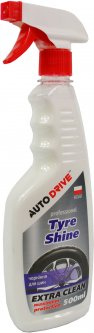 Чернение для шин Autodrive Tyre Shine 500 мл (AD0060)