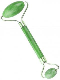 Нефритовый роллер BioAqua для массажа лица A50010 (2000000185002)