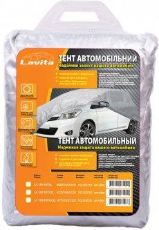 Тент автомобильный Lavita Polyester XXL Hatchback Серый (LA 104107XXL)